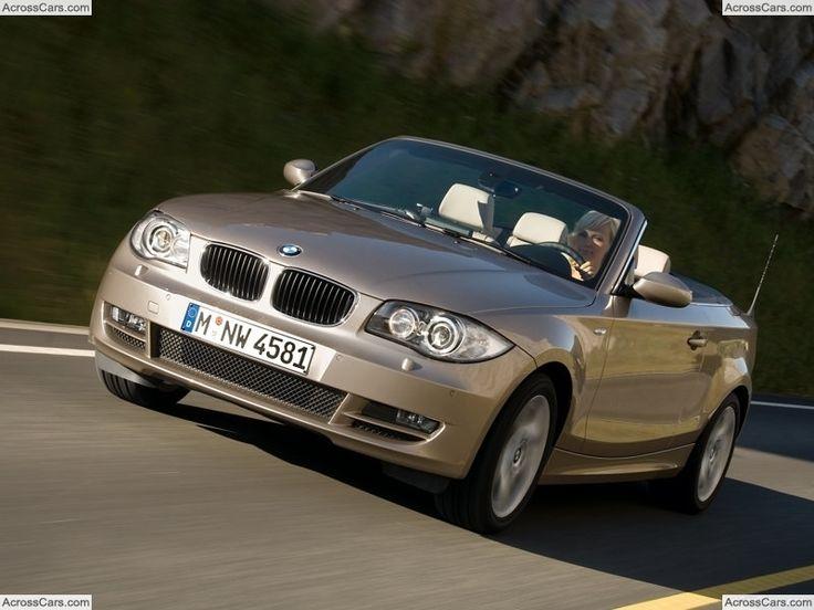 BMW 1-Series Cabrio (2008)