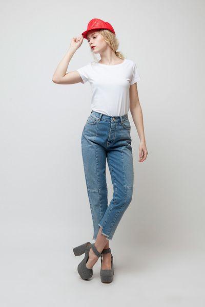 0997ee486f501c Fair Trade Frauen Weißes Basic Shirt für nachhaltige und Bio Mode kaufen.  Online bestellen bei