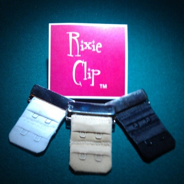 Win a bra band tightener from Rixie Clip!