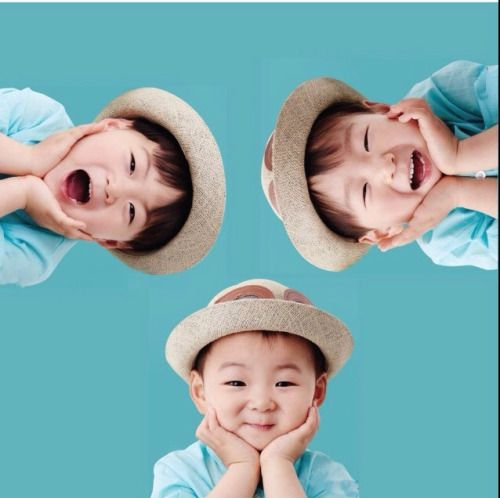 Three times the fun! Daehan Minguk Manse!!!