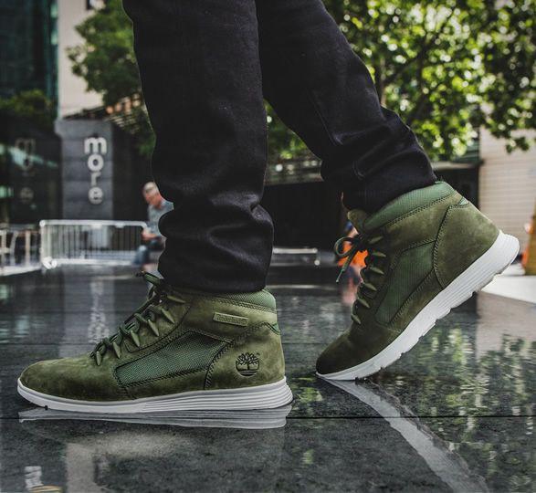 A Timberlandlançou a exclusiva Bota Killington Pedestrianismo, uma híbrida bota sapatilha feita para acompanhar o homem urbano consciente com estilo.O trabalho da Timberland por muitos anos de experiência com o conforto atlético