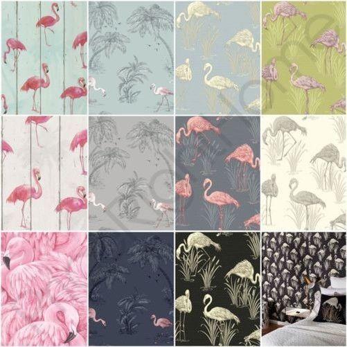 Die besten 25+ Flamingo tapete Ideen auf Pinterest Flamingo - tapeten rasch wohnzimmer