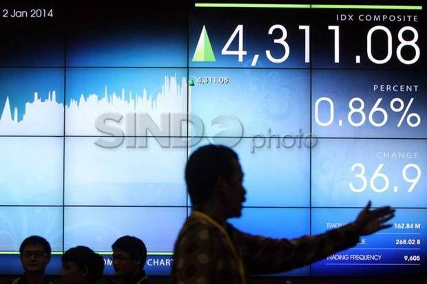 IHSG Tetap Menguat Hingga Sesi Penutupan Bursa Asia Tergelincir
