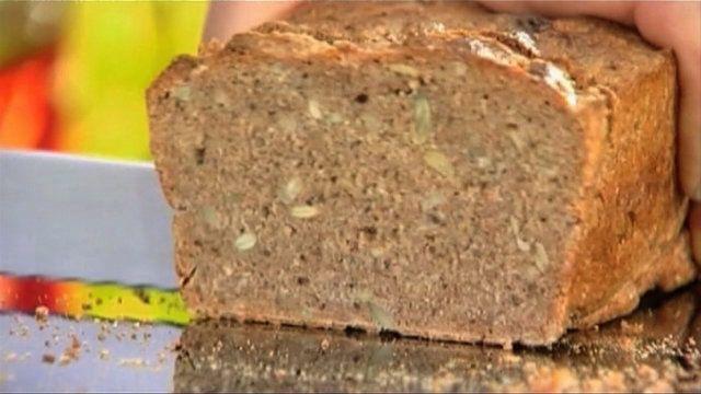 Super chlebek, tylko trzeba dbać o zakwas żeby nie spleśniał!