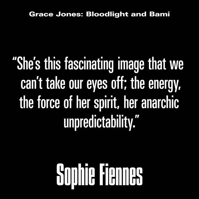 Sophie Fiennes is the director who spent five years documenting the public and private life of icon @gracejonesofficial for new film Bloodlight and Bami.   We sat down with Fiennes to talk about capturing the power and personality of the woman behind the legacy  read now on http://ift.tt/2yOiWsw   Swipe for more stills from Bloodlight and Bami dir. Sophie Fiennes  via DAZED AND CONFUSED MAGAZINE OFFICIAL INSTAGRAM - Fashion  Culture  Advertising  Editorial Photography  Art  Music  Film
