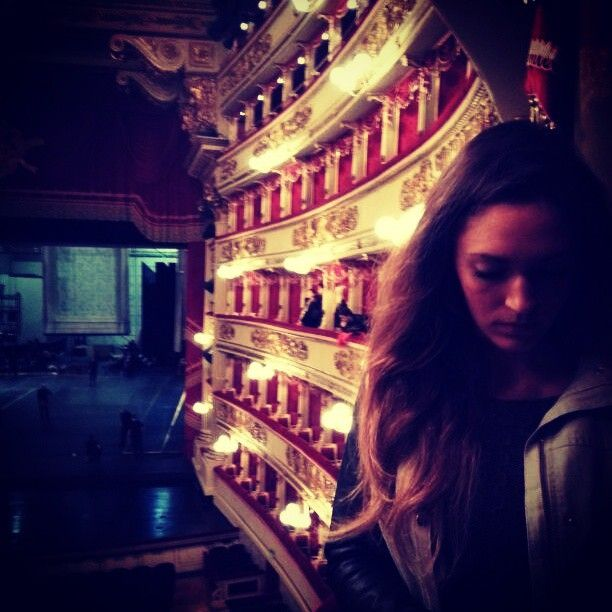 @maribarello #teatro#scala#bellissima#cultura#verdi Instagram Photo Feed on the Web - Gramfeed | # scala