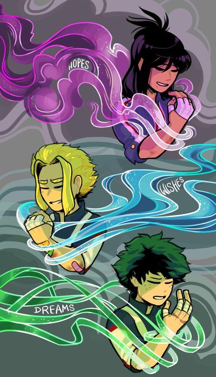 Anime-Fan Series, Book 1: Boku no Hero Academia