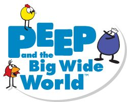 The animated series PEEP and the Big Wide World gives wings to the innovative idea of teaching science. Wry and distinctive visual humor, charming plotlines, and lovable characters combine with a comprehensive science program to attract and engage kids