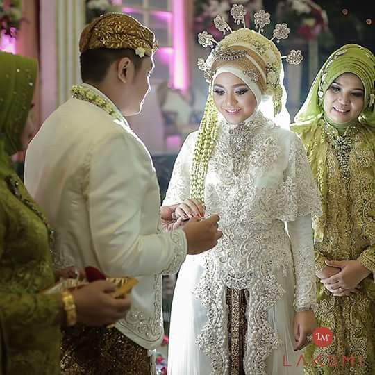 Laksmi bride, Indonesia #syar'i bride