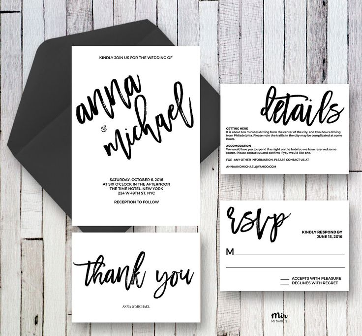 Resultado de imagen para invitaciones de boda tendencia tipografia manuscrita