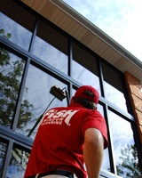 professional window cleaning in Austin, Texas