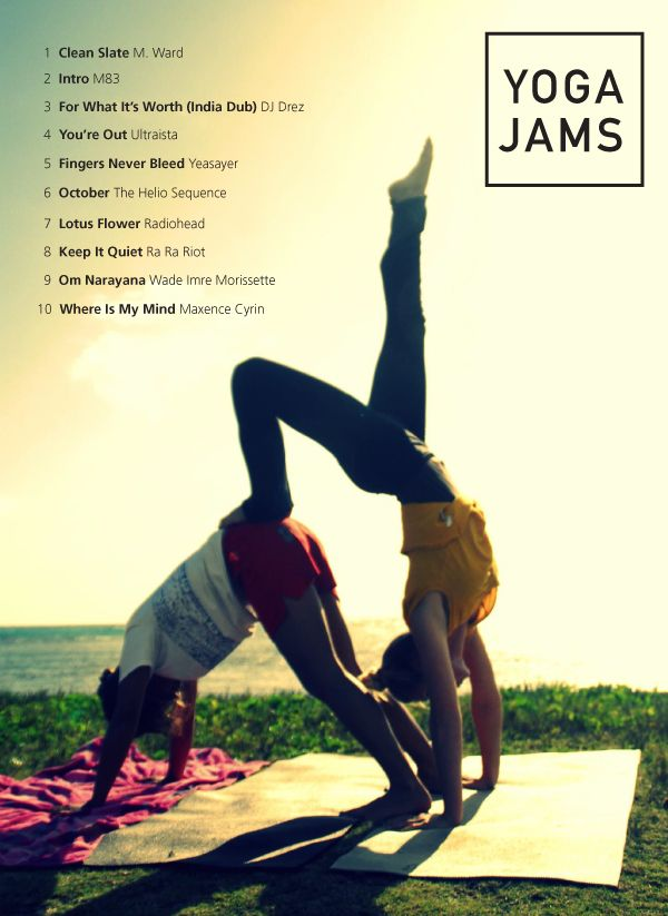 yoga jams..must check this out / Black*Eiffel