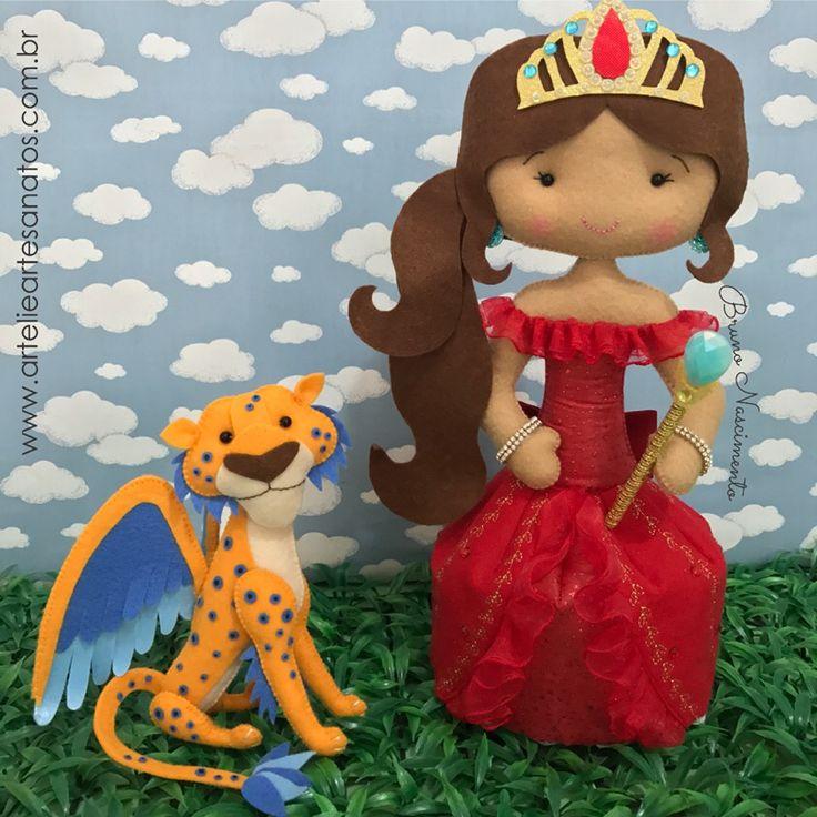 Hey pessoal! Sou Elena de Avalor uma princesinha muito linda e corajosa! Hoje é o ULTIMO DIA da promoção da nossa apostila. São 5 princesas com seus mascotes. Acesse www.artelieartesanatos.com.br. NAO PERCA O DESCONTO PROMOCIONAL. O envio da apostila é amanha dia 20/04/17 * #diy #apostila #feltro #elena #elenadeavalor #avalor #skylar #façavcmesmo #lançamento #disney #princesa #princess #feitocomamor #amomuitotudoisso