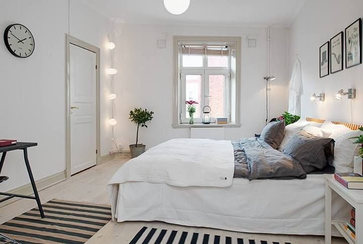scandinavian bedroom inspiration i n t e r i o r s