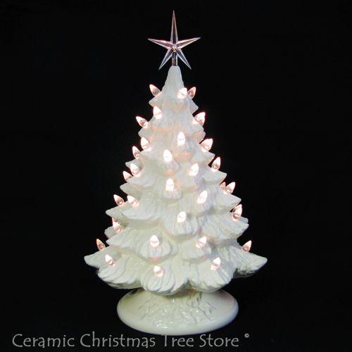 Ceremic Christmas Tree