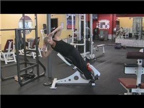 abdominal exercises  roman chair hyperextension abs