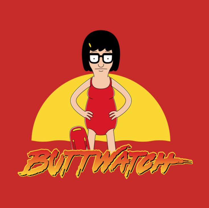 Tina Belcher - ButtWatch, Bob's Burgers