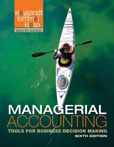 I'm selling Managerial Accounting: Tools for Business Decision Making - $25.00 #onselz