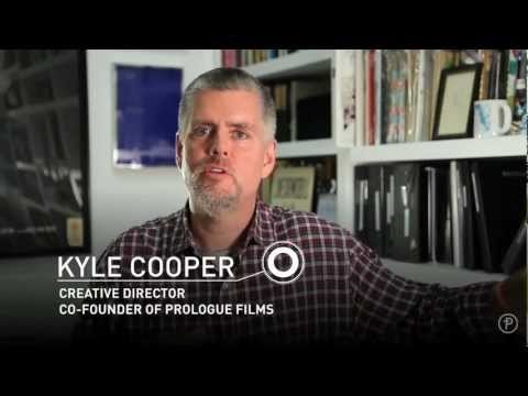 Kyle Cooper | Prologue Process- Spider Man: Turn Off the Dark