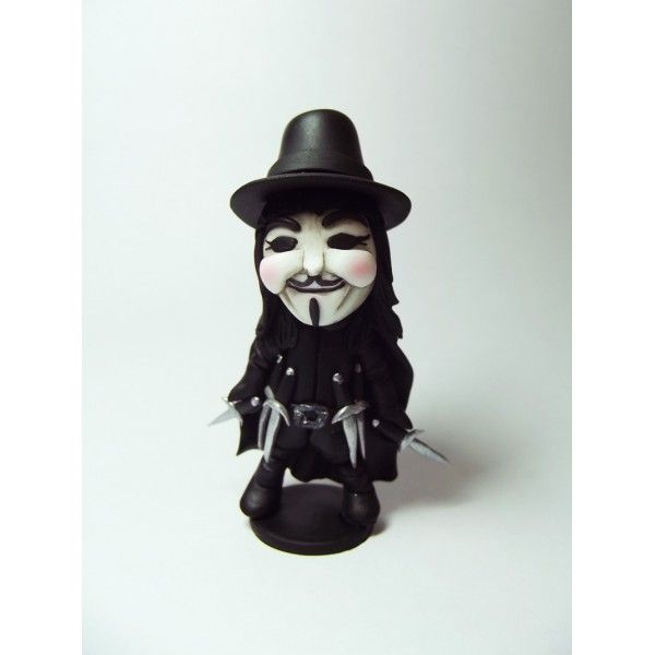 V de Vingança (V for Vendetta)