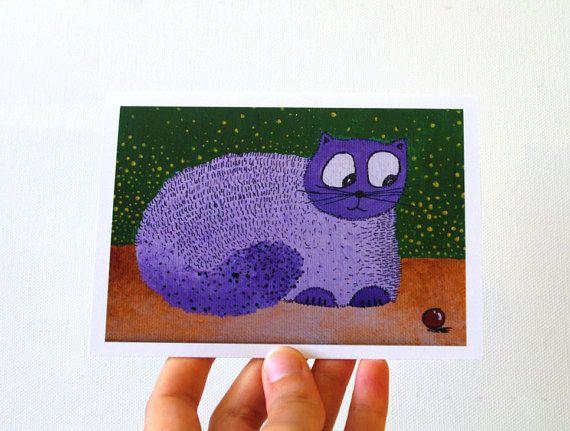 Best friend birthday card - Funny birthday card for boyfriend - Humorous card - Cute birthday card - Bday cards - Fun card - Happy birthday cards Cat