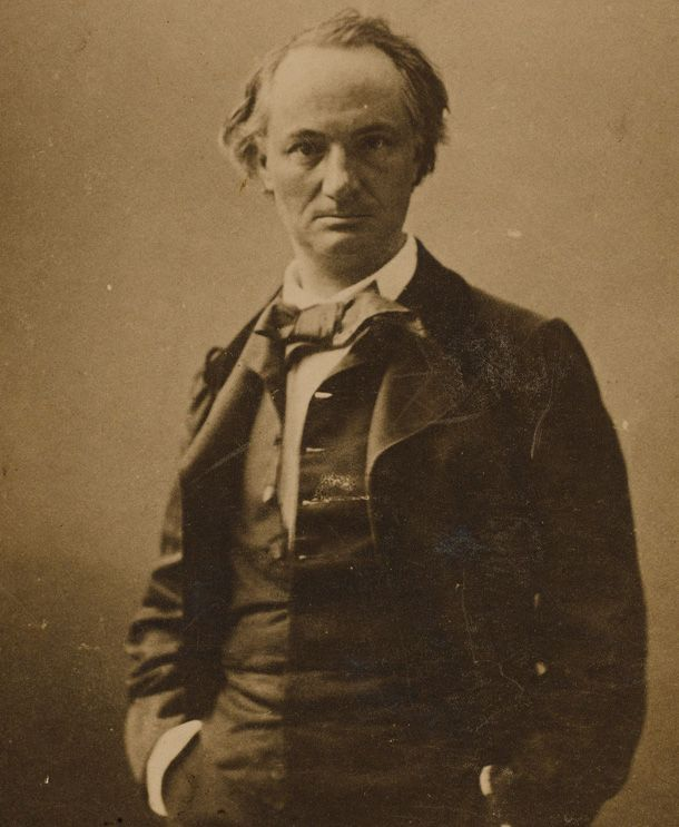 a glimpse into the life and mind of the poet charles pierre baudelaire Talk:charles baudelaire comments to the effect that baudelaire's life was an example of how not to live charles pierre baudelaire.