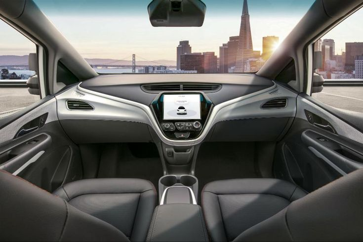 Look, Ma, No Steering Wheel Or Pedals In GM's Robo-Taxi, Coming In 2019: GM is asking federal regulators for permission to commercially deploy up to 2,500 Cruise AVs in ride-hailing fleets in 2019, probably starting in San Francisco, making them the first true robo-taxis to hit the streets, and they'll have no steering wheel or pedals. (cars)