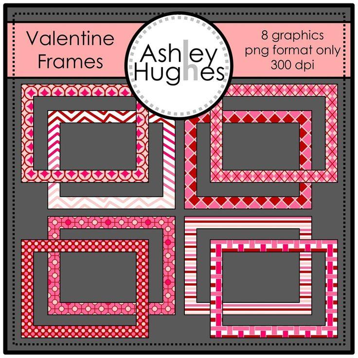 valentine blackline masters