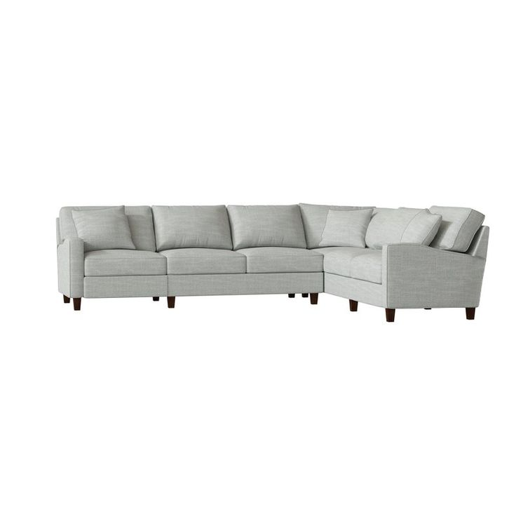 William Hybrid 123 Quot Recliner Sectional Reclining Sectional Recliner Furniture