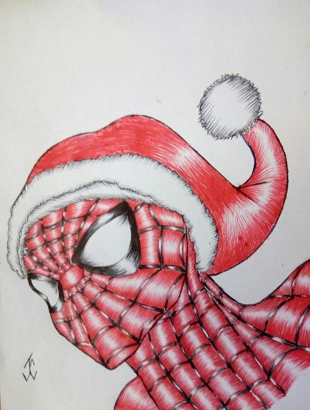 ComicSpiderman4 #comic #drawing #draw #pen #art #spiderman #movie #marvel #marvelcomic