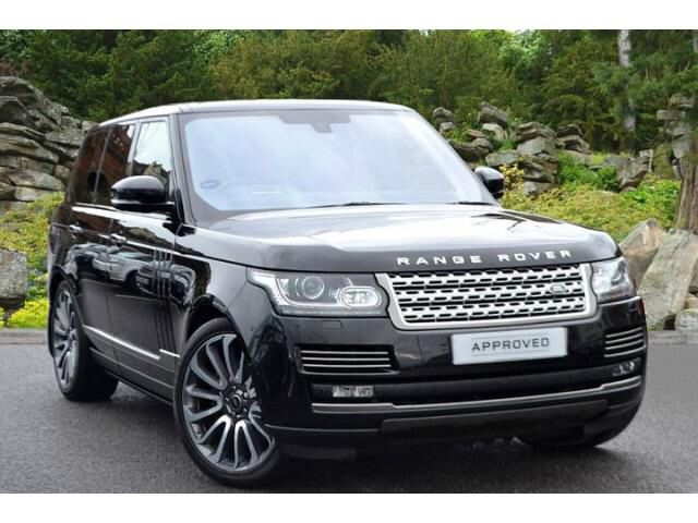 Range Rover Supercharged Autobiography