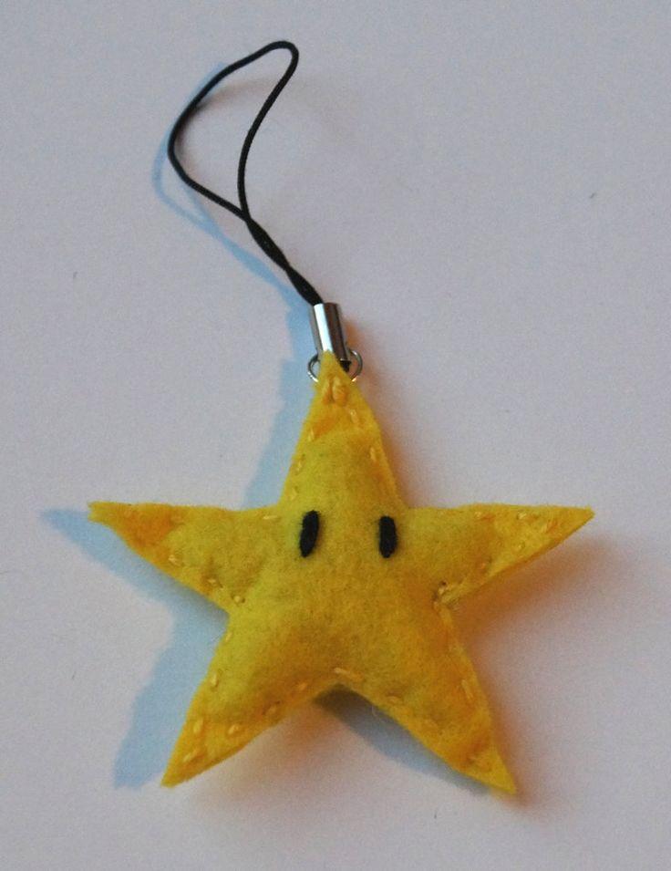 Super Mario Star by TosTosia