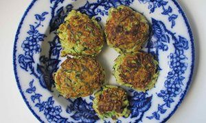 How to cook the perfect courgette fritters | Life and style | The Guardian