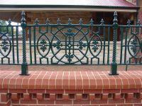 Hindmarsh Fencing and Wrought Iron Security Doors - Fencing, Gates & Balustrades