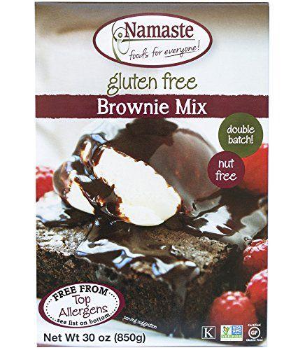 Namaste Foods, Gluten Free Brownie Mix, 30-Ounce Bags (Pa... https://www.amazon.com/dp/B000LKVHZG/ref=cm_sw_r_pi_dp_x_Z7UbybJZASVJ2