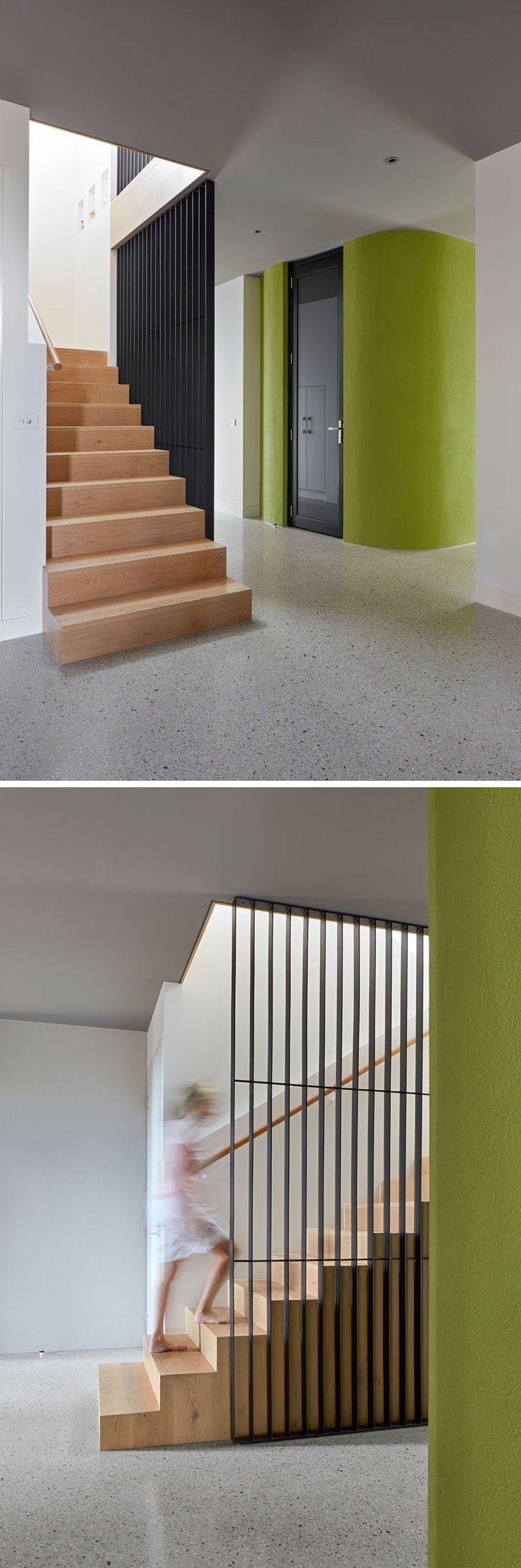 die besten 25 treppenstufen beton ideen auf pinterest. Black Bedroom Furniture Sets. Home Design Ideas