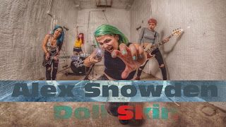 Alex Snowden: Phoenix pop-punk favorites DOLL SKIN hit the road   Phoenix pop-punk favorites DOLL SKIN hit the road this week supporting ONE-EYED DOLL on the SOMETHING WICKED Tour with special guests CO-OP (featuring Dash Cooper) on select dates plus a select handful of headlining dates. The tour follows up several legs of headlining on the SHUT UP! Tour and a Summer stint on the 2017 VANS WARPED TOUR.  DOLL SKIN is supporting MANIC PIXIE DREAM GIRL the June 2017 follow up to their 2016 EMP…