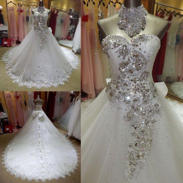 Crystal Design 2016 Wedding Dresses: Best 25+ Crystal Wedding Dresses Ideas On Pinterest