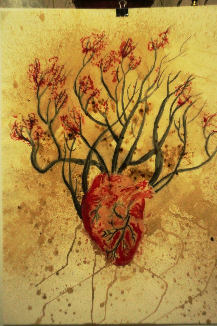 sulu boya(watercolor)