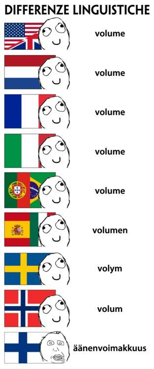 Finnish is different