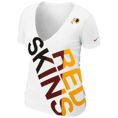 You've never been one to do anything halfheartedly, so why would it be any different when it comes time to represent your Redskins?