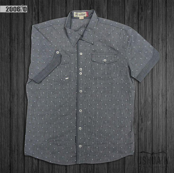 camisa-hombre-manga-corta-color-negro-200670