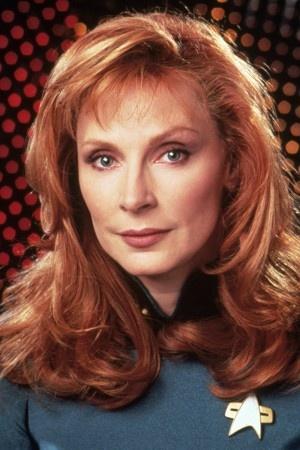 Commander Beverly Cheryl Crusher, M.D., (Gates McFadden); STAR TREK The Next Generation