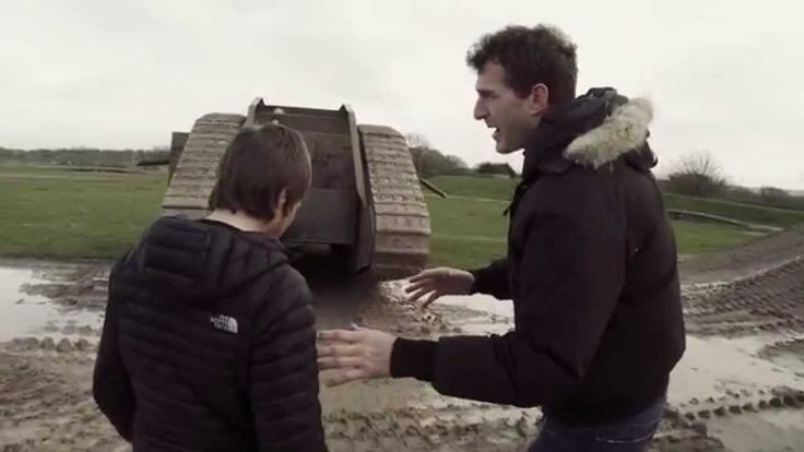 dan snow battle of the boyne
