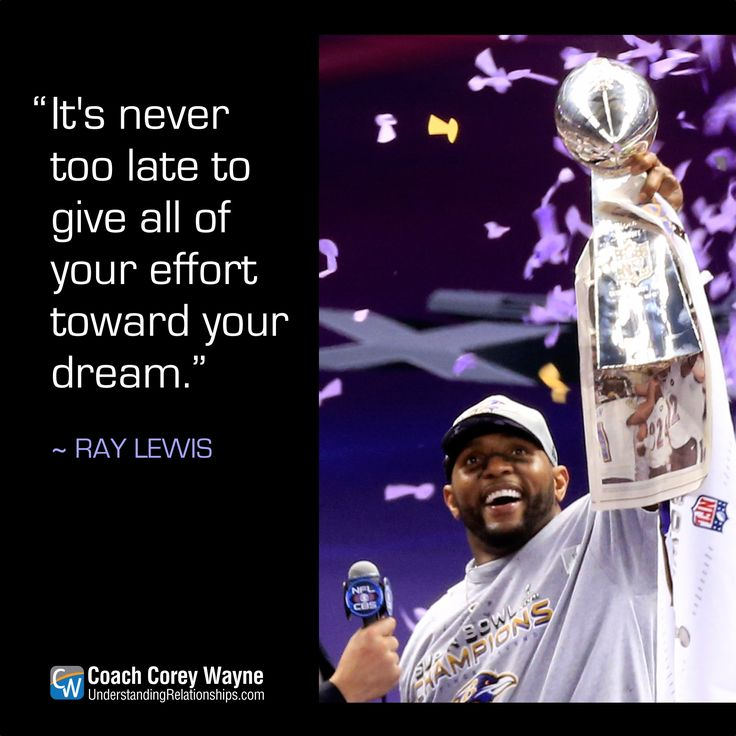 Motivational Quotes For Sports Teams: Best 25+ Ray Lewis Quotes Ideas On Pinterest