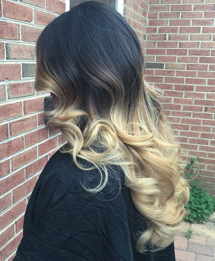25 best ideas about black and blonde ombre on pinterest