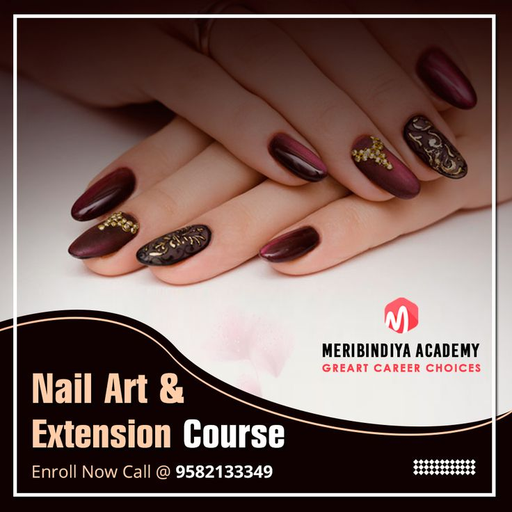 Certification Courses in Nails Technician in 2020 Nail