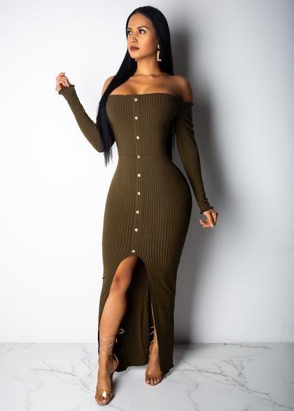 06b5c07e1f I Wanna Be Ur Baby Midi Dress – Diva Boutique Online
