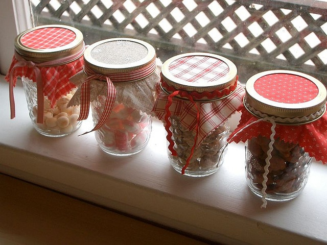 holiday candy storage ideas