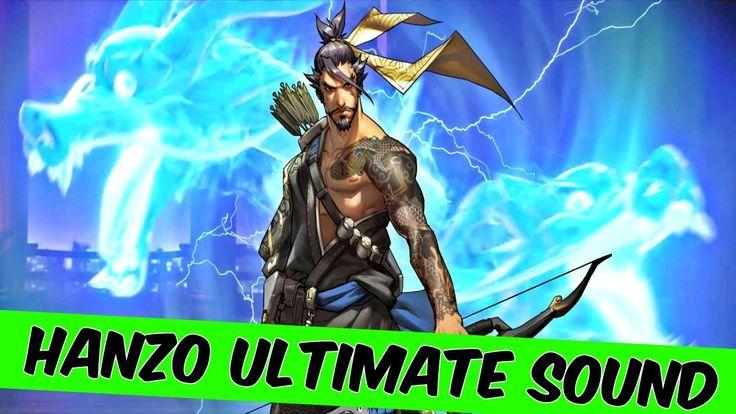 Hanzo Ultimate Sound - Hanzo Ultimate Saying - Overwatch Hanzo Ultimate